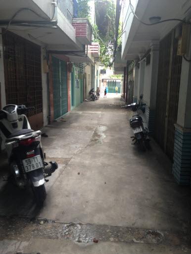 Bán nhà Bình Thạnh giá rẻ đường Nguyễn Xí, P26.