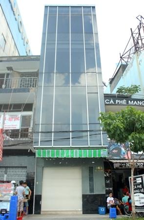 Bán nhà mặt tiền đường Điện Biên Phủ, P15, Bình Thạnh.