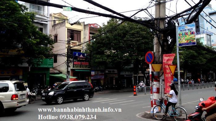 Bán nhà 2 mặt tiền đường Xô Viết Nghệ Tĩnh, P.17, Bình Thạnh cần bán gấp, giá tốt