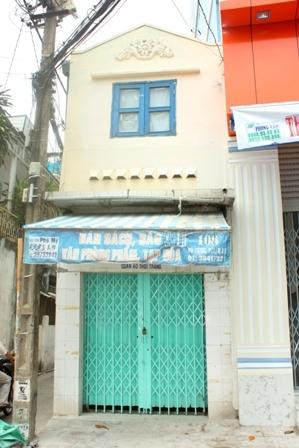 Bán nhà mặt tiền đường Vũ Tùng, phường 2, Bình Thạnh giá cực sốc