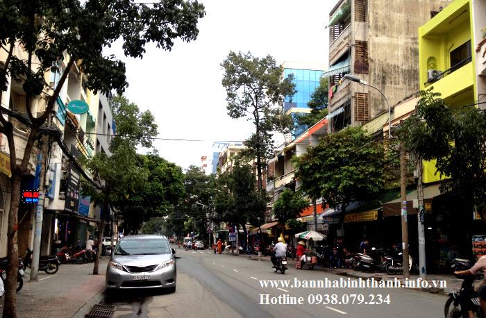 Bán nhà mặt tiền đường Ký Con, P. Nguyễn Thái Bình, Quận 1, 4X19,5, trệt, 3 lầu, chỉ 22 tỷ