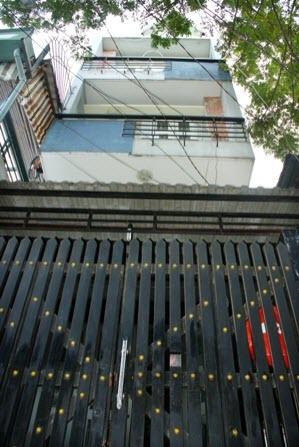 Bán nhà đúc 3 lầu đẹp Phường 5 Gò Vấp Đường Dương Quảng Hàm gần chung cư K26 Diện tích 3,6x10 vuông vức.