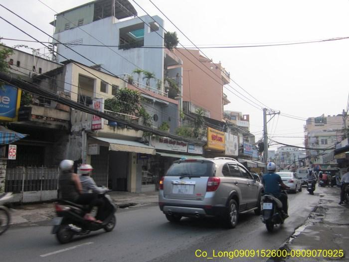 Bán nhà mặt tiền Nguyễn Văn Đậu Phường 7 Bình Thạnh 1 lầu giá 7.1 tỷ