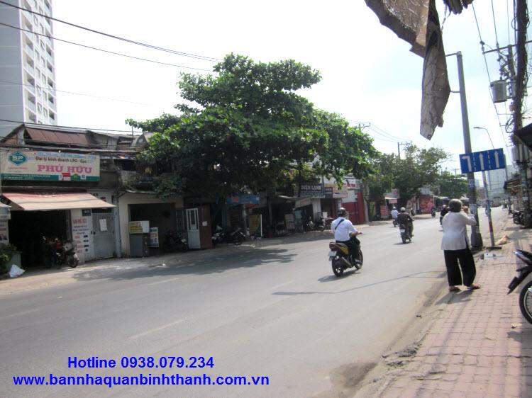 Bán nhà mặt tiền đường Nguyễn Xí, phường 26, Bình Thạnh 4x25 chỉ 4,2 tỷ