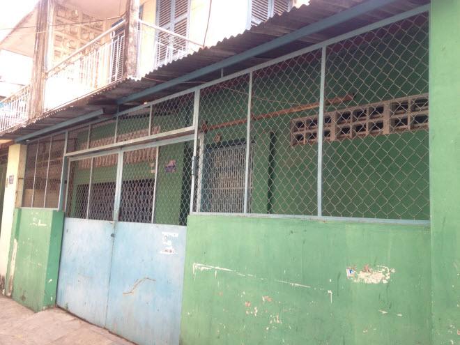 Bán nhà cấp 4 hẻm xe hơi đường Lê Quang Định, P1, Gò Vấp, Dt 3,75 x11.25 giá 1.85 tỷ