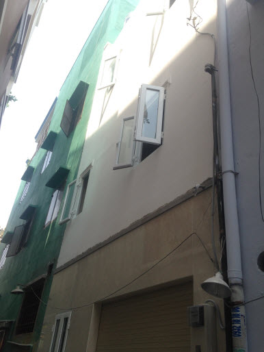 Bán nhà hẻm đường Trần khắc Chân, P Tân Định, Q1, Dt 20m2 đúc 1 trệt, 2 lầu. nhà mới, 2pn, 2wc