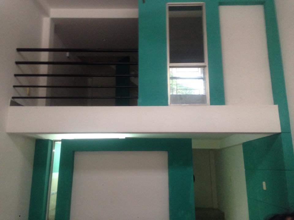 Cho thuê nhà Nguyễn Văn Đậu phường 11 Bình Thạnh 2 lầu mới giá 7.5 triêu/tháng