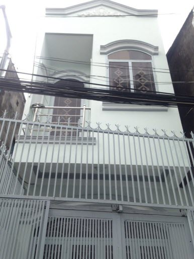 Bán nhà hẻm 3m đường Hoàng Hoa Thám, P7, Bình Thạnh, Dt 3x11, 1 trệt, 1,5 lầu, 3pn, 2wc.