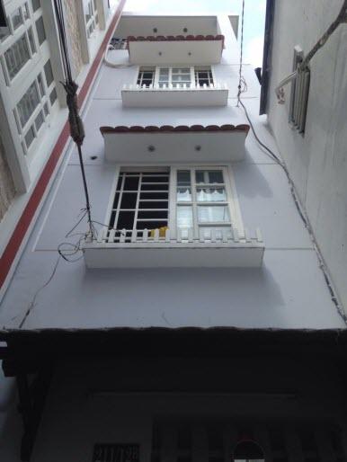 Bán nhà hẻm đường Hoàng Hoa Thám, P5, Phú Nhuận, Dt 3x10, trệt, 2 lầu, sthg, 4pn,4wc