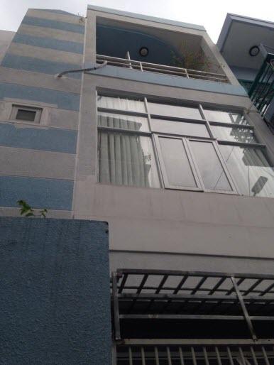Bán nhà đẹp hẻm đường Phan Xích Long, P5, Phú Nhuận, Dt 3.5x6, 1 trệt, 2 lầu, 2pn,2wc