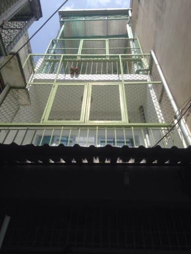 Bán nhà hẻm đường Phan Xích Long, P3, Phú Nhuận, Dt 2.85x12, trệt, 2 lầu,sthg, 03pn,03wc