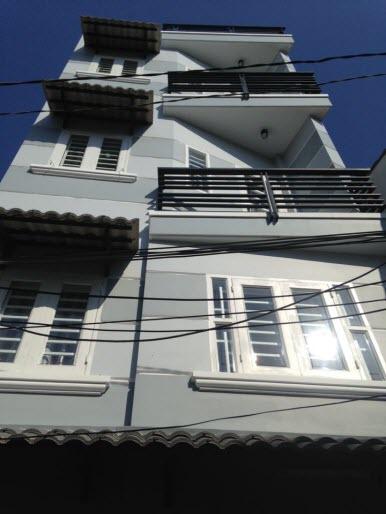 Bán nhà Hoàng Hoa Thám phường 7 Bình Thạnh 3.5 lầu 1.98 tỷ