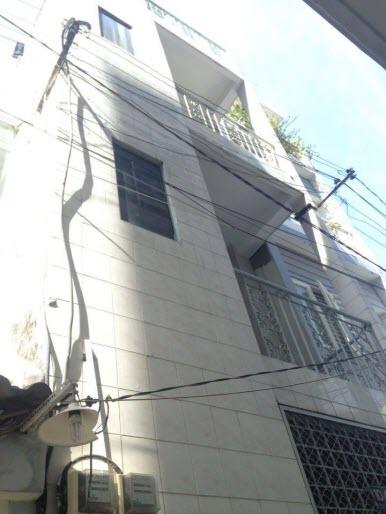Bán nhà hẻm đường Huỳnh Tịnh Của,P19, Bình Thạnh, Dt 3.75x12 . 1 trệt, 2 L, 4pn,3wc.3.5 tỷ.
