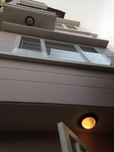 Bán nhà hxh đường Nguyên Hồng, P1, Gò Vấp, Dt 4,5x10, 1 trệt, 2,5 lầu, sân thượng, 5pn,4wc