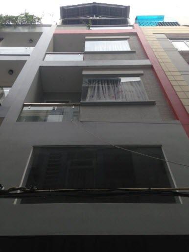 Bán nhà hxh 4,5m đường Nơ Trang Long, P7, Bình Thạnh, Dt 4,2x9,5, 1 lửng, 2 lầu, sthng