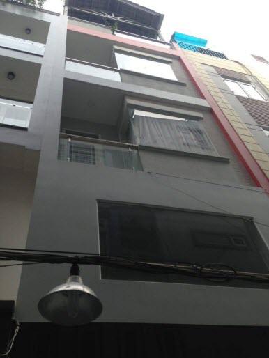 Bán nhà hẻm nội bộ Nơ trang Long phường 7 Bình Thạnh 4.2x10m 3.5 lầu 3.5 tỷ