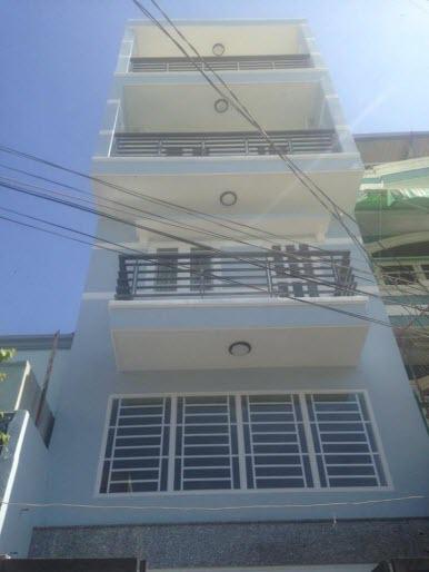 Bán nhà HXH đường Lê Lợi, P3, Gò Vấp, Dt 4,5x10, 1 trệt, 1 lửng,3 lầu, st, 3pn,4wc