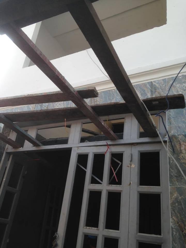 Bán nhà đường Nơ Trang Long, P12, Bình Thạnh, 3,55x11m, nở hậu 5.8m, giá 1.95 tỷ (căn 2)