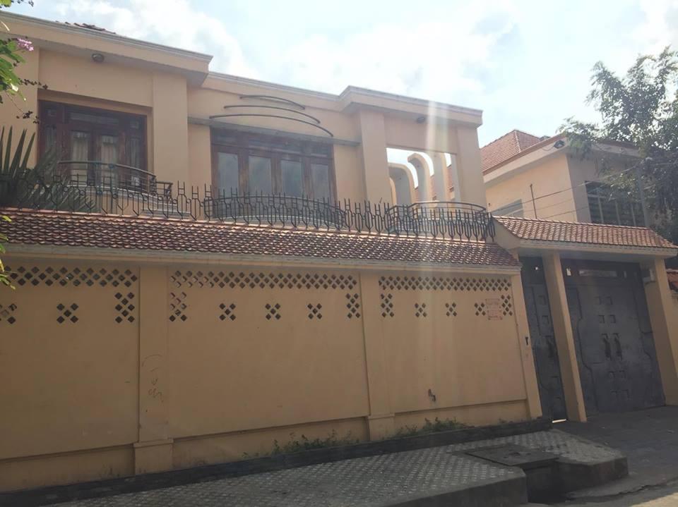 Bán biệt thự nội bộ đường Đinh Bộ Lĩnh, phường 24, Bình Thạnh, 13.2 x 27m, giá 17 tỷ.