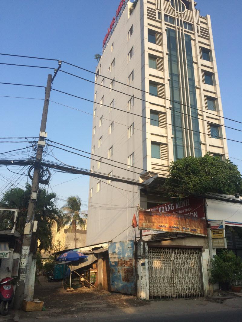 Bán nhà mặt tiền đường Nguyễn Xí , Bình Thạnh , 931m2, giá 40 tỷ