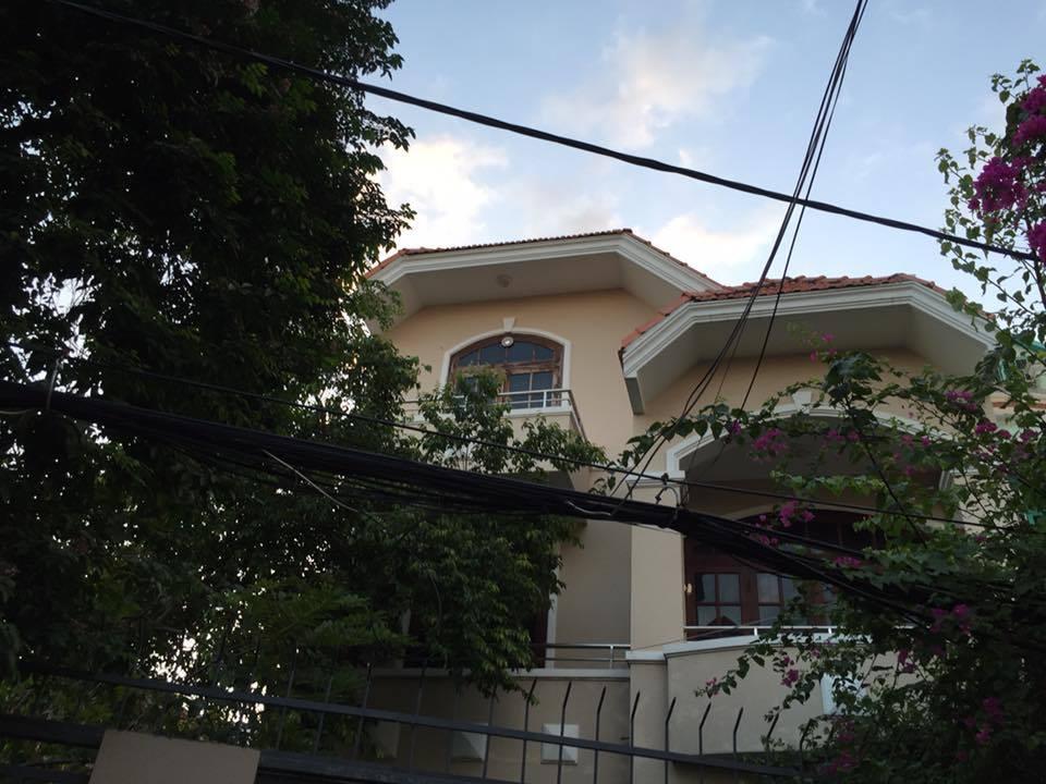 Bán biệt thự 207 Nguyễn Văn Đậu phường 11 quận Bình Thạnh 8x30m 2 lầu 12.5 tỷ
