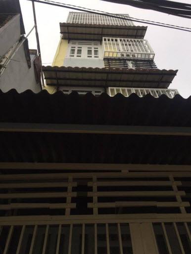 Bán nhà hẻm đường Nơ Trang Long, P13, Bình Thạnh, Dt 3,2x9, 1 trệt, 3 lầu, 3pn,3wc