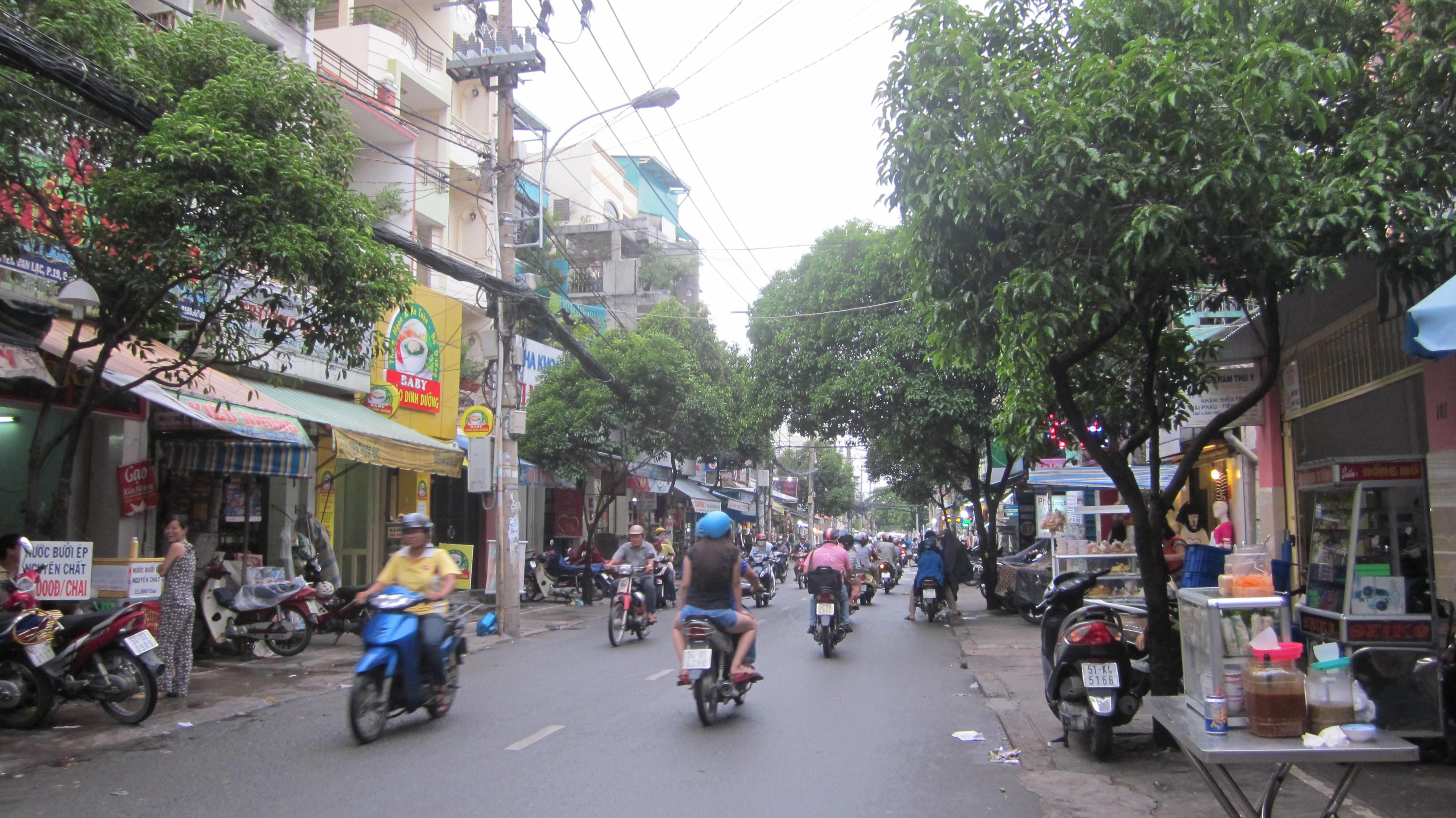 Bán nhà mặt tiền Xô Viết Nghệ Tĩnh phường 17 quận Bình Thạnh 4x19m