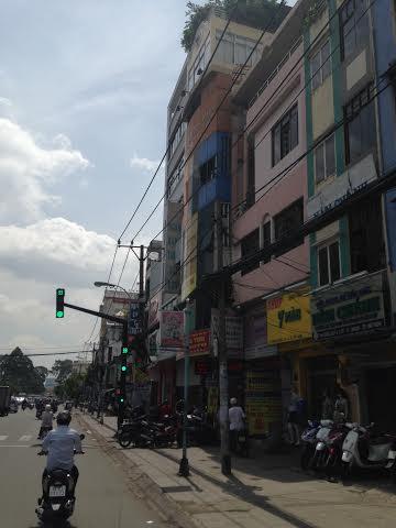 Bán nhà mặt tiền Xô Viết Nghệ Tĩnh phường 17 quận Bình Thạnh 4.1x20m