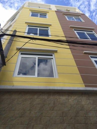 Bán nhà HXH đường Nguyễn Văn Đậu, P5, Bình Thạnh, Dt 5x8, 1 trệt, 1 lửng, 2 lầu, Sthng