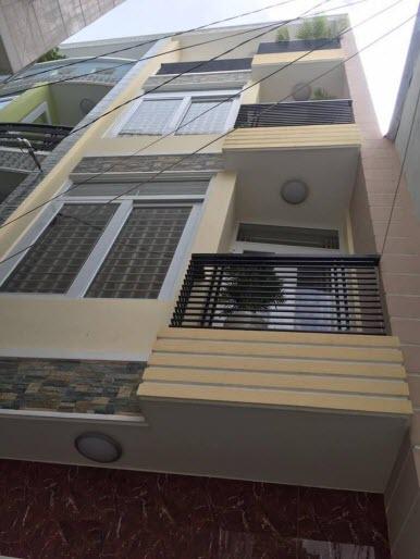 Bán nhà HXH Thích Quảng Đức, P5, Phú Nhuận, Dt 3,6x11, 1 trệt, 3 lầu, st.