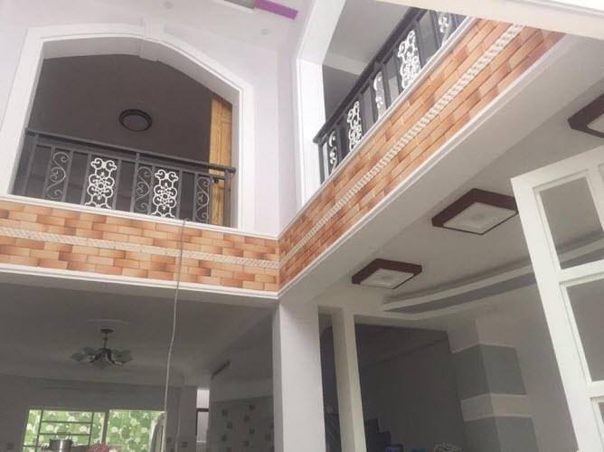 Bán nhà hẻm đường Huỳnh Mẫn Đạt, P19, Bình Thạnh, Dt 4.7x12, 1 trệt, 1 lửng, 2 lầu, sthng