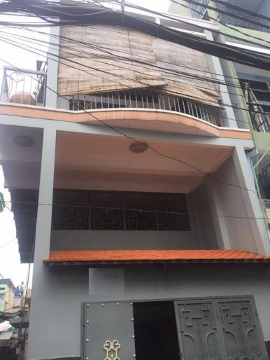 Bán nhà 2 mặt hẻm đường Điện Biên Phủ, P15, Bình Thạnh, Dt 3.85x15, 1,5 lầu.