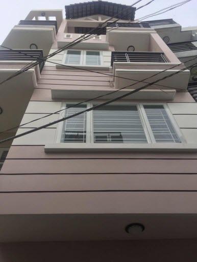 Bán nhà hẻm đường Trương Đăng Quế, p3, Gò Vấp, Dt 3,5x11, 1 trệt, 3 lầu, thng.