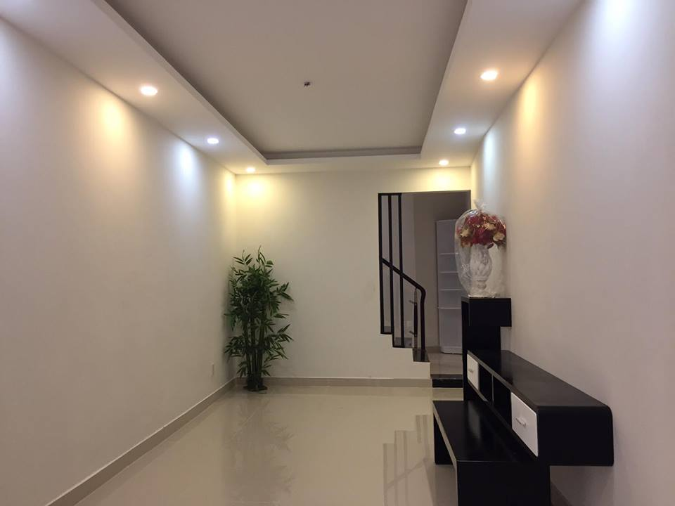 Bán nhà Bùi Đình Túy phường 12 Bình Thạnh hẻm xe hơi 3.3x11m 2.65 tỷ hướng Bắc