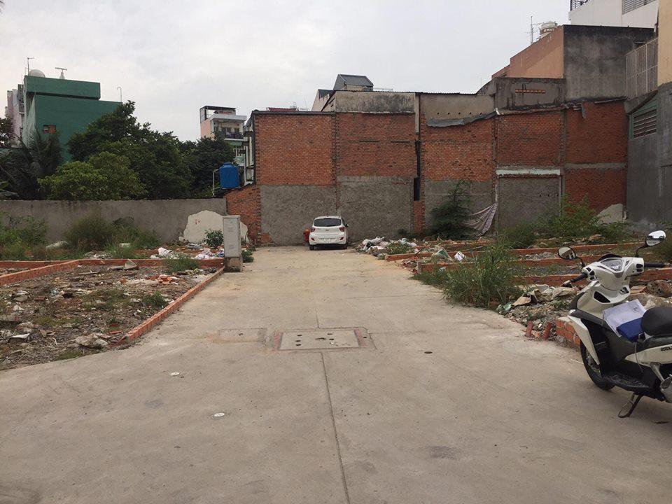 Bán đất đường Nguyên Hồng Phường 11 quận Bình Thạnh hẻm xe hơi 3.6x15m 2.8 tỷ.