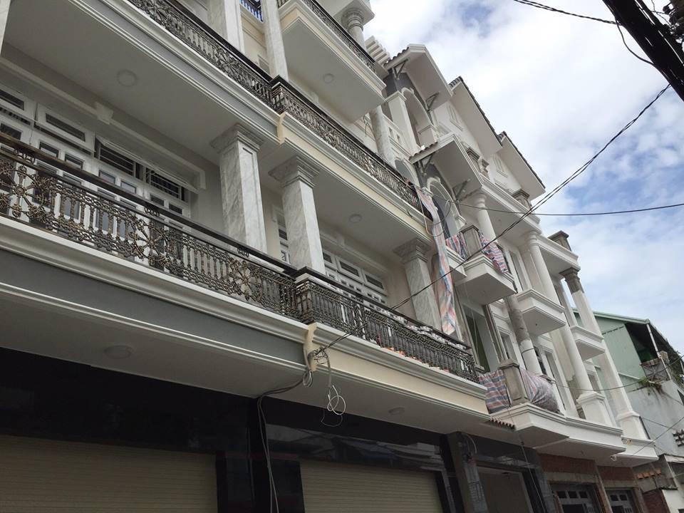 Bán nhà 42 Hoàng Hoa Thám phường 7 Bình Thạnh 4.5x12m, 3 lầu hẻm 6m mới xây