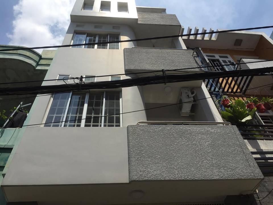 Bán nhà Bùi Đình Túy phường 12 Bình Thạnh 4.1x11.5m 3 lầu 4.55 tỷ