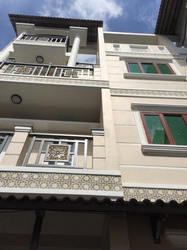 Bán villas mini đường Bùi Đình Túy, P12, Bình Thạnh, Dt 7x9, 1 trệt, 2,5 lầu, sân thượng.