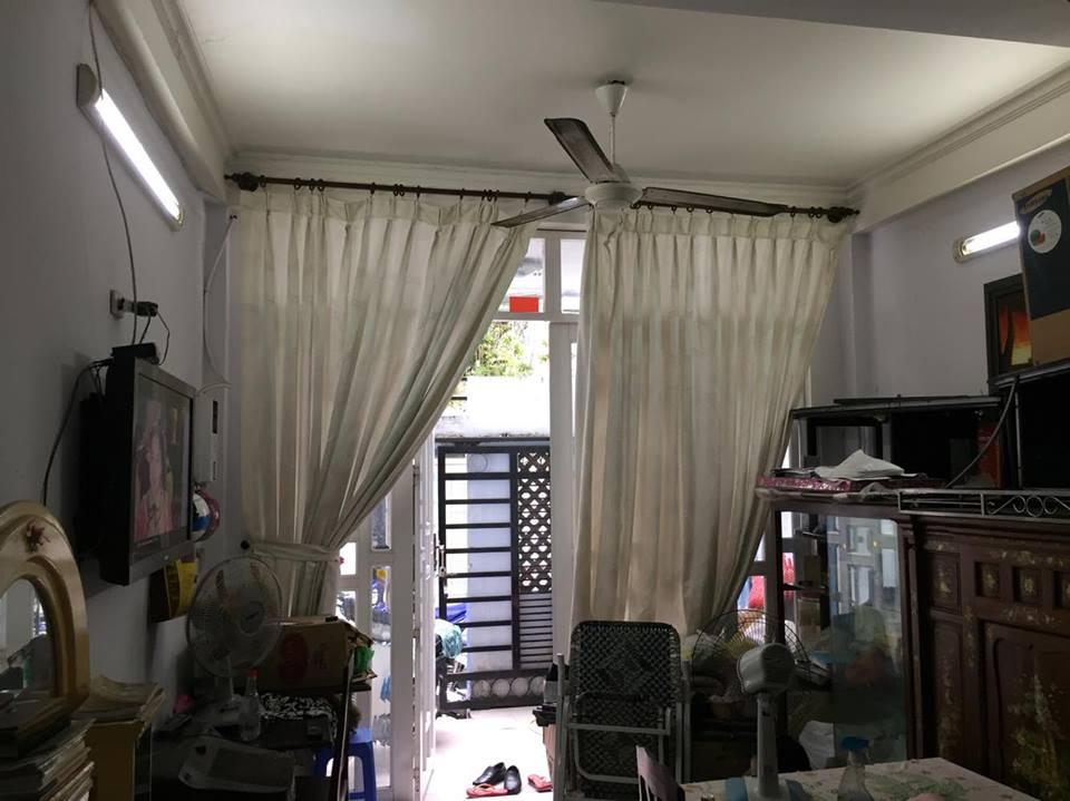 Bán nhà 5 Nơ Trang Long P7 Bình Thạnh 4x10.5m 2 lầu 3.3 tỷ hướng TN