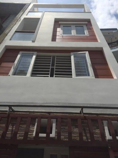 Bán nhà HXH đường Nguyễn Văn Công, P3, Gò Vấp, Dt 4x10, 3 lầu, 5pn,6wc.