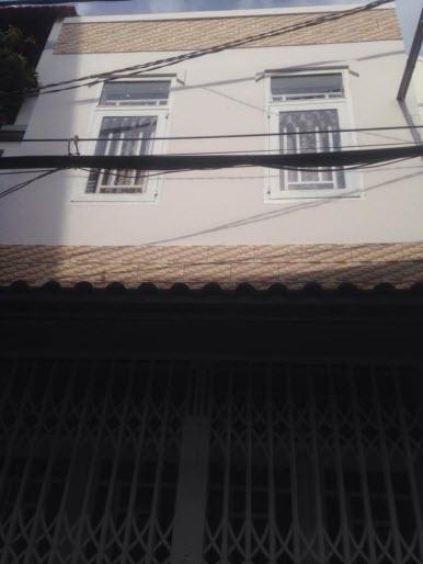 Bán nhà hẻm ô tô đường Xô Viết Nghệ Tĩnh, P21, Bình Thạnh, Dt 3x11, n/h 6m, 1 trệt, 1 lầu