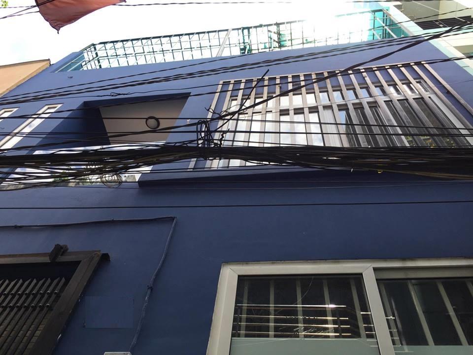 Bán nhà Ung Văn Khiêm phường 25 Bình Thạnh 4.5x7.1m 2 lầu giá 2.65 tỷ