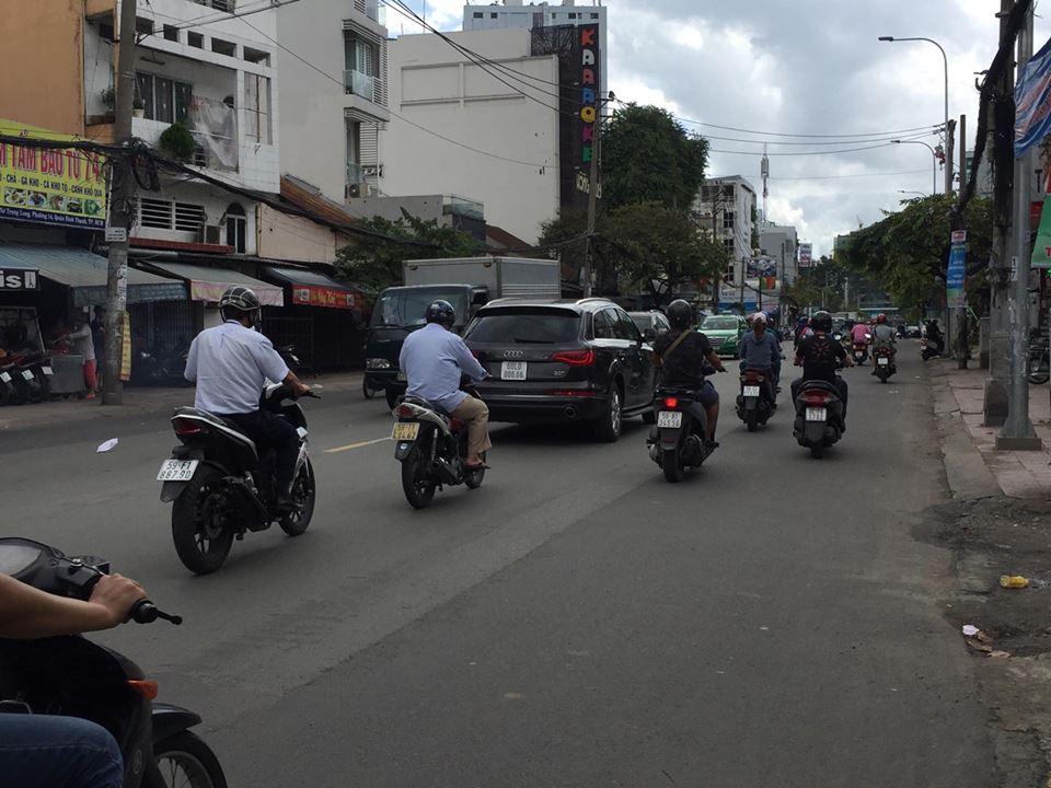 Bán nhà mặt tiền Nơ Trang Long phường 14 Bình Thạnh 3.8x17m 3.5 lầu 14 tỷ hướng Tây