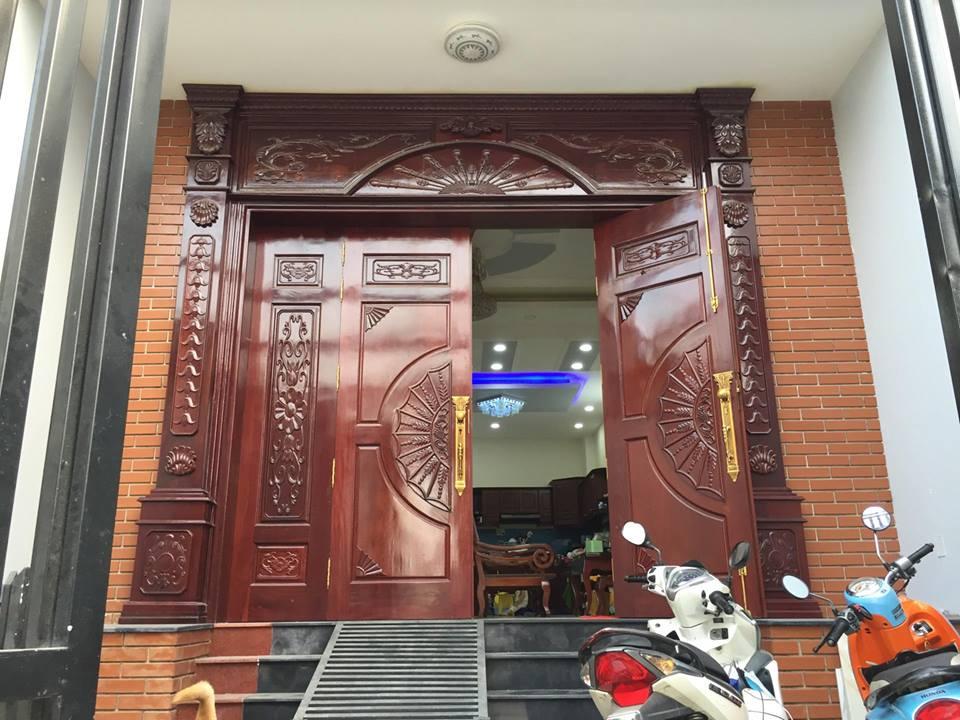 BÁn biệt thự đường số 9 phường Hiệp Bình Phước Thủ Đức 5x12m 3 lầu 6PN giá 4.55 tỷ