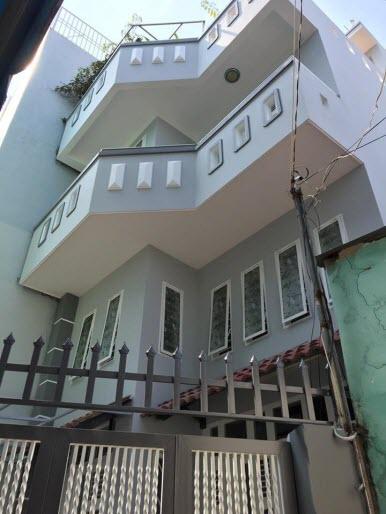 Bán nhà đường Trương Đăng Quế phường 1 Gò Vấp5x12m 3.5 lầu 4PN 3.9 tỷ