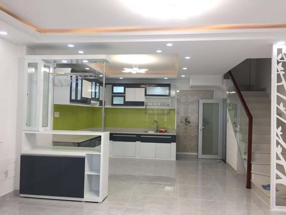 Bán nhà Hoàng Hoa Thám phường 6 Bình Thạnh 5x10.5m 3.5 lầu 7.5 tỷ