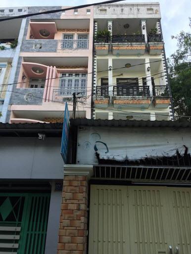 Bán nhà hẻm xe hơi đường Quang Trung, P11, Gò Vấp, Dt 4x30, nở L16m, 3 lầu, 15 phòng.