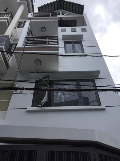 Bán nhà hẻm xe hơi Nguyễn Văn Nghi, P7, Gò Vấp, Dt 4,2x13,5. 1 trệt, 3 lầu, sân thượng