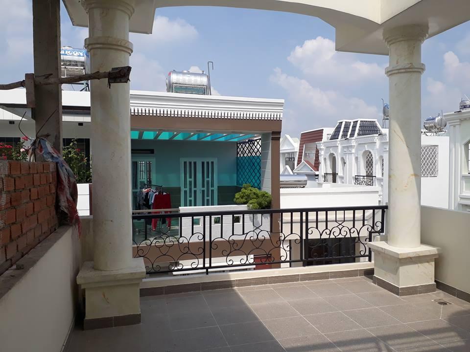 Bán nhà Nơ Trang Long phường 13 Bình Thạnh 4x13m 3.5 lầu 6.7 tỷ
