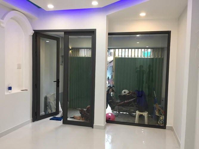 Bán nhà mặt tiền Nguyễn Thượng Hiền P5 Bình Thạnh 3,75x11m 2lầu 6.5 tỷ